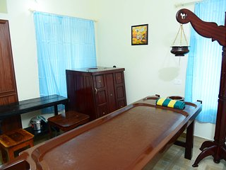 Hindusthan Ayurvedics,Ayurveda Homestay Trivandrum Room 1, Thiruvananthapuram (Trivandrum)