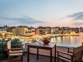 PLAZA apartment, Chania Town