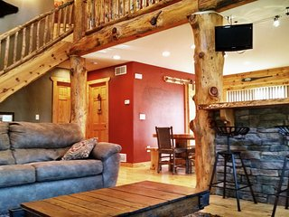 Beautiful Vacation Home Minutes from Wis Dells, Wisconsin Dells