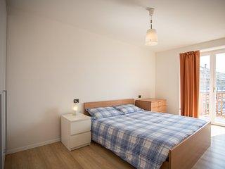 Appartamento ROSSO luminosissimo e con WIFI FREE