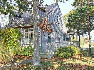 Wonderful Edgartown Home with Waterviews