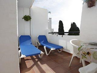 Bonito apartamento con jacuzzi, Arroyo de la Miel