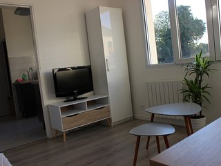 Modern apartment, 12min from Paris