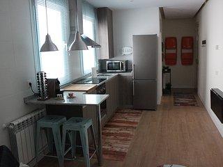 Apartamento tranquilo y centrico con WIFI y A/C