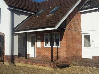 Riverside holiday cottage in Wroxham