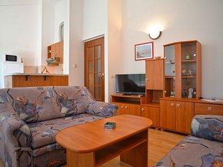 Apartments Divna- One Bedroom Apartment with Balcony (Zeleni)