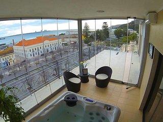 Hotel Sol e Mar Double/Twin room sea view, Setubal
