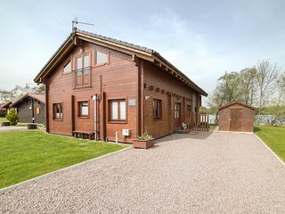 Osprey Lodge, (MP 1), Tattershall Lakes, LN4 4LR