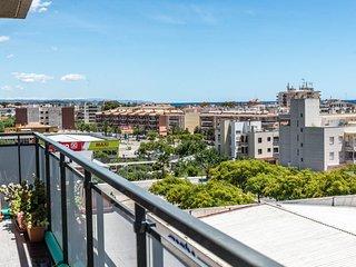 Apartamento con amplias vistas, Torredembarra