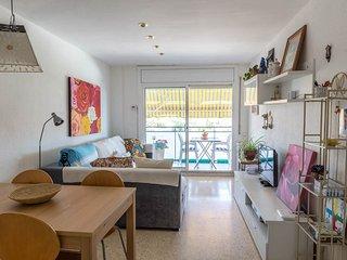 Apartamento con amplias vistas