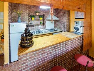 Apartamento para visitar Jerez,wifi,parking gratis