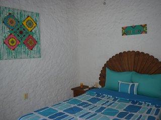 Renta de casa completa o por habitaciones. Con todos los servicios y alberca., Isla Holbox