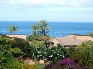 Ekahi Village 46e - Double Lanai with an Ocean View, Wailea