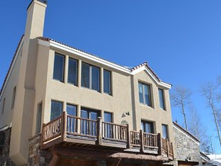 3br 3ba Townhome Adjacent to Mountain Village Core