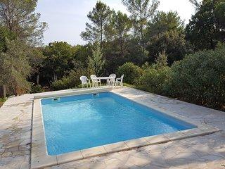 Maison à louer entre Cannes et Saint Tropez