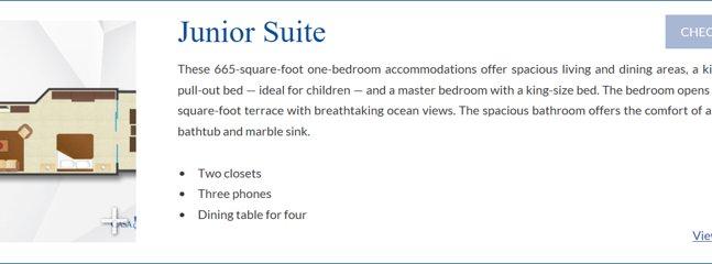 Suite description