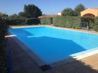 Elegante villetta con piscina
