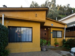 Vina Del Mar bungalow house