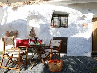 CasaCueva  Balcones de Piedad, Bácor-Guadix Granada.Cueva Acacia