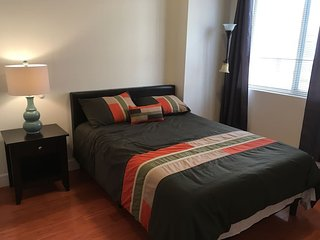 New 1 bed &sofa bed private Park, Philadelphia