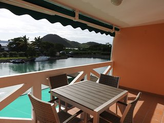 Villa 433D, North Finger, Jolly Harbour, Antigua