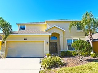 4 Bed 3.5Bath Home with Pool, Spa, Game Room, 5 miles to Disney from $120/night