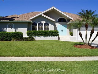 MARLIN COURT - All New, Walk to South Marco Beach!, Marco Island