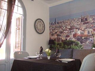 """Apartamento PARAL.LEL.""""EL MOLINO"""" Barcelona"""