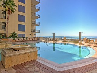 Bright 1BR Panama City Beach Condo w/Gulf Views!