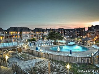 Barrier Island Station Resort, Duck Outer Banks, NC, Canard