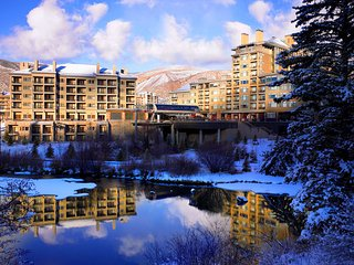 Westin Riverfront Mountain Villas - No Mid-week check ins!, Avon
