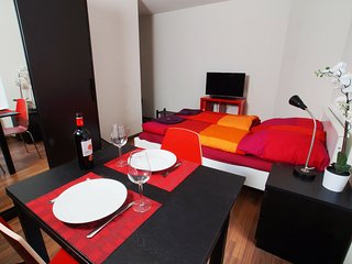ZH Cranberry ll - Oerlikon HITrental Apartment Zurich, Zúrich