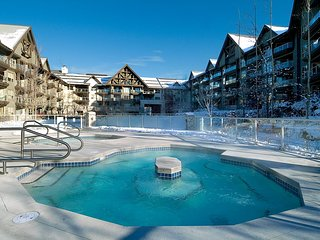 Aspens Luxury Cozy Slope Side 1 br Condo