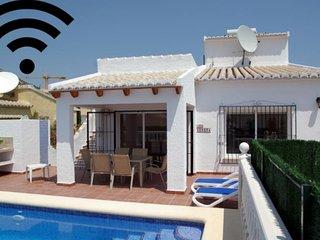 Villa in Benitachel, Alicante 103598, Teulada