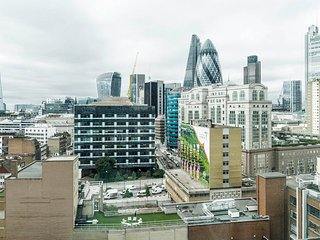 Modern flat with amazing views in East London
