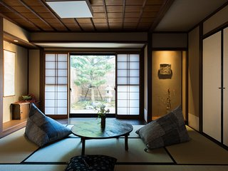 Luxurious Traditional house in Higashi Chaya 9 GUESTS! x 2 bedroom xFree WiFi