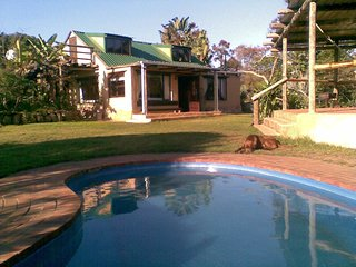 impenjatibackpackerslodge is situated naighbouring the mpenjati nature reserve, Palm Beach