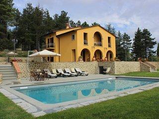 Villa Rondinocco , splendida dimora immersa nella natura., Civitella in Val di Chiana