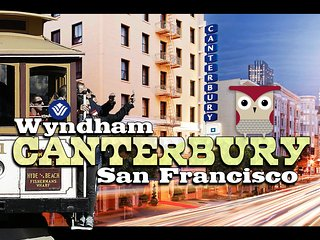 Wyndham Canterbury ツ 1BR Equipped Condo!, San Francisco