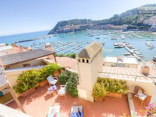C133 - Panoramic penthouse Porto Ercole Suite