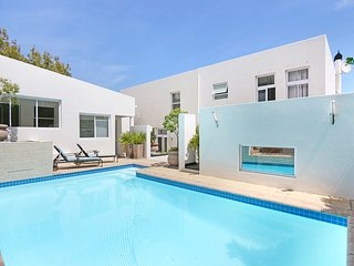 Saints Villa | Camps Bay Villa With Pool & Views | Sleeps 13