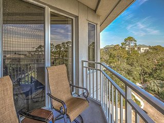 2507 SeaCrest - Gorgeous 1 bedroom OCEAN VIEW villa!, Hilton Head