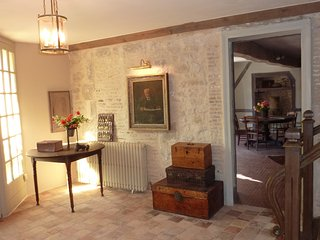 Le Logis Alexandra - Just a Fantastic Place for a Group Stay in Country France!