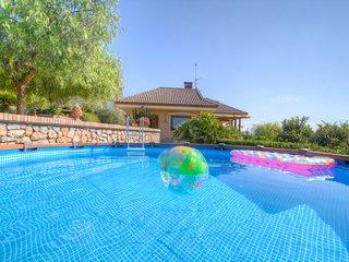 109 HolidayVilla for RENT☼Seaview Panoramic Pool WiFi BBQ Garden Terrace 3 bdrs