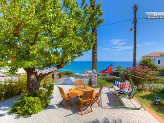 ☼ Ideal for Families and Friends vacations☼ Breathtaking Views ☼ WiFi☼10sleeps, Gaeta