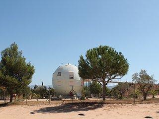 Casa Bola Cabezo de la Virgen Paraje  los Arenales Las Virtudes Villena Alicante