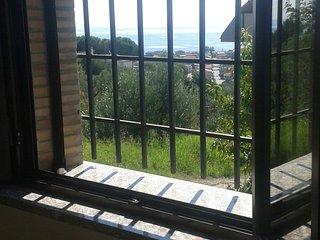Affittasi casa vacanza indipendente con vista mare, Montauro