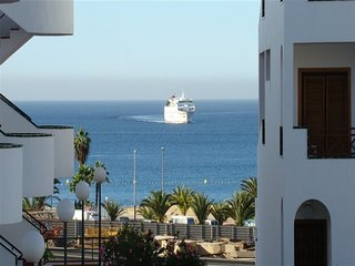 Fantastic sea view from 1 Bedroom Apartment on Victoria Court II, Los Cristianos