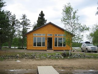 Vacation Home Rental on Big Sand Lake