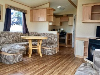 2 Bedroom Static Caravan on Ty Mawr Park Resort, Towyn